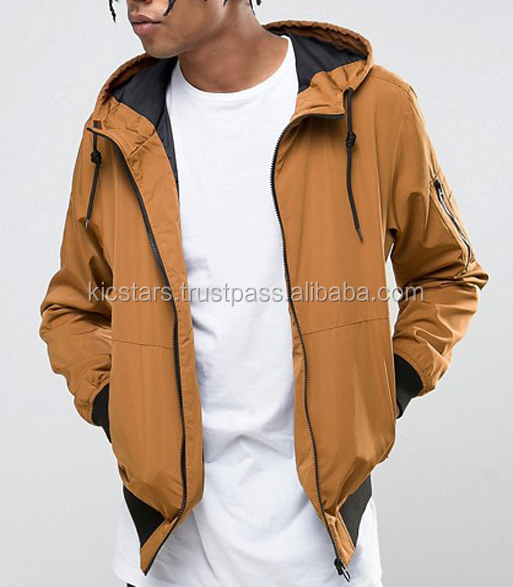 Casual Hooded Bomber Jacket Special Winter Collection