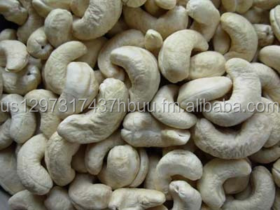 Processed cashew nuts (Kernel)