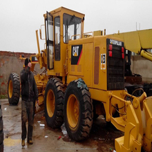 Japan Used CAT 140g motor grader ,Caterpillar used 140g grader cheap price
