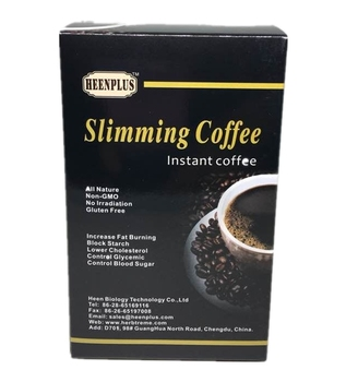 Factory price fitness coffee slimming instant green coffee bean