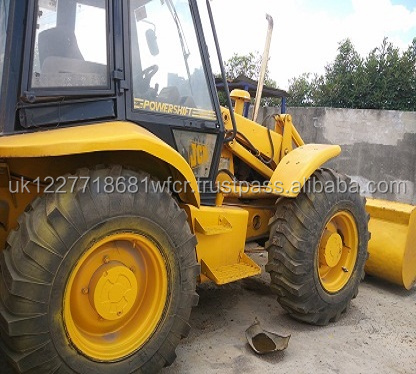 cheap JCB 4CX backhoe