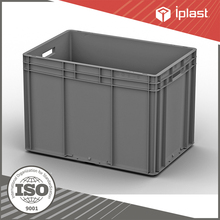 FCA price european size plastic stacking plastic box