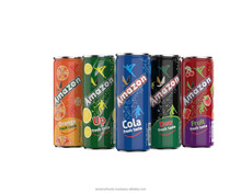 Amazon Carbonated Soft Drinks