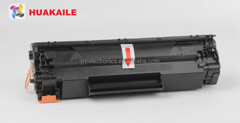 High quality remanufactured toner 285a for hp toner cartridge for hp 85a, 285a for hp1102 printer