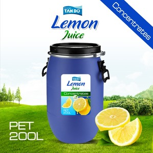 Lemon Juice Concentrate from Vietnam - Big supplier
