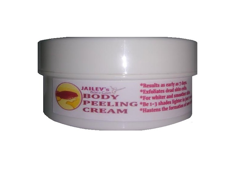Jailev's Body Peeling Cream 100g