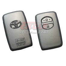 Toyota Land cruiser 2 Button Smart Key for Push Start B53EA