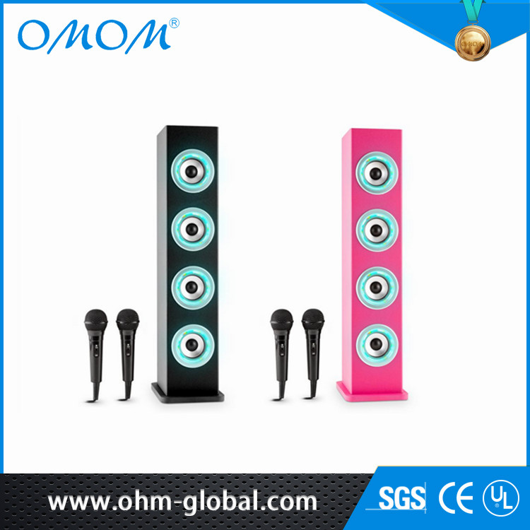 OM-269L KID'S BT wireless speaker with flashing light