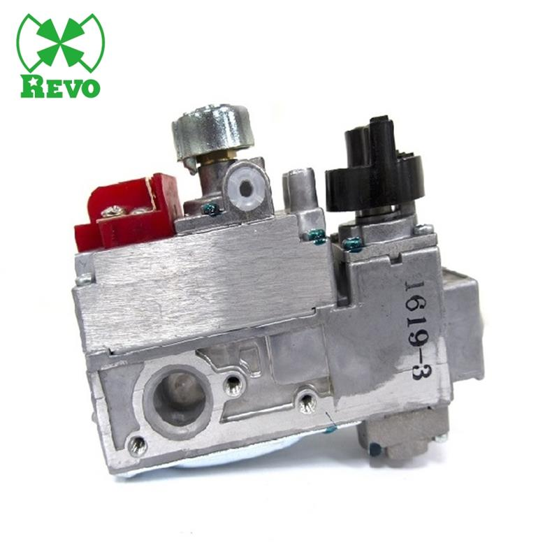 discount LPG small gas plug knob valves controlled solenoid gas control valve 12v fireplace