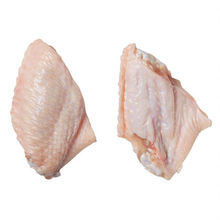 Frozen Chicken Halal Mid Joint Wings, 3 Joint Wings