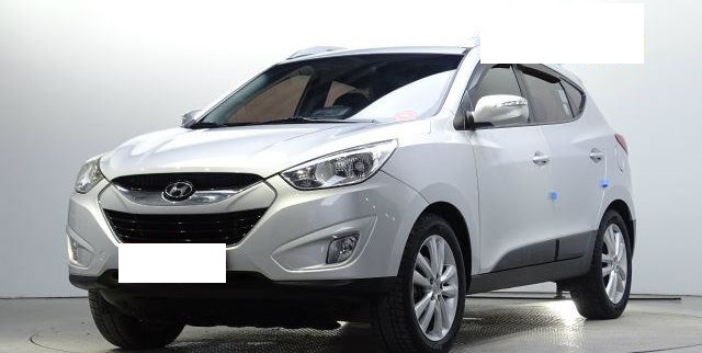 2010 Hyundai Tucson Used Car (17070303)