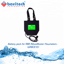 Battery pack for ABB AQuaMaster Flowmeters - WABC2101