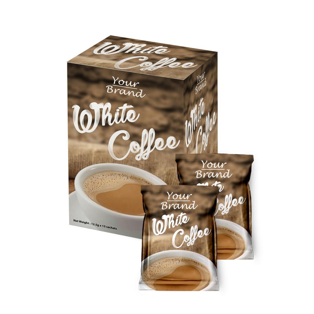Malaysia White Coffee OEM