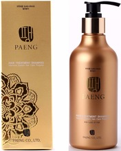 Best selling high performance Korean Natural Extracts Hair Treatment and Anti Hair Loss Shampoo