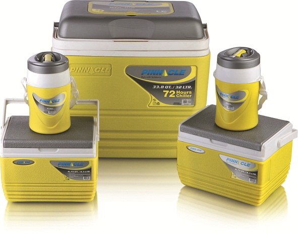 Pinnacle Primero Cooler box 5 pcs Set