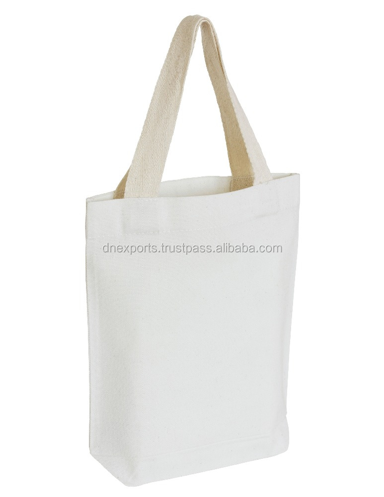 Stock Cotton Shopping Bag
