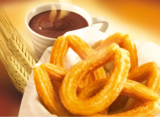 FROZEN CHURROS