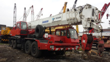Used Tadano truck crane TG-700E , 70 ton Tadano truck crane TG700E for sale in China