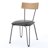 Home Furniture 2018 New Model General and Specific Use Hairpin Legs Chair