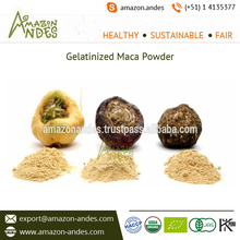 Excellent Quality Gelatinized Maca Powder for Reducing Stress