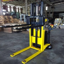 Electric Forklift Stacker Truck 1T, 1.5T
