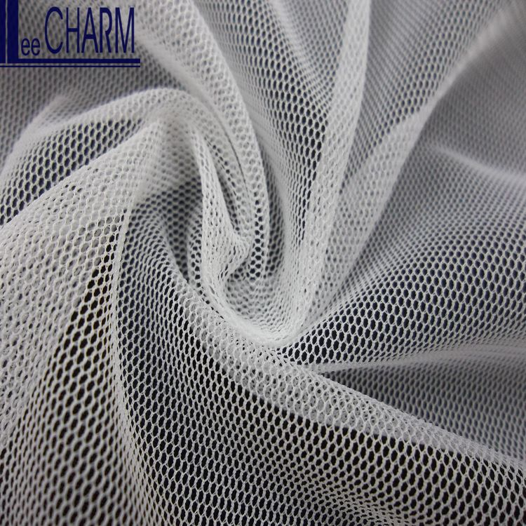 LCSH520 40D 39gsm Taiwan Soft Nylon Bridal Tulle Fabric Wedding