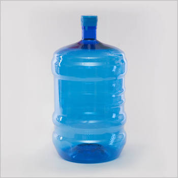 5 gallon PET water bottle with handle BPA Free safe for food & Beverage neck 55mm 110mm 90mm