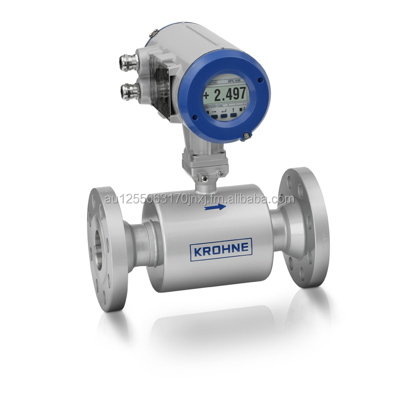 KROHNE FLOW METERS