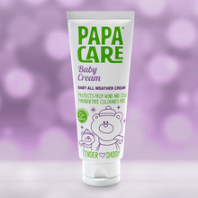 "Papa Care - Cream ""Babies protective cream against wind and bad weather"" 100ml"