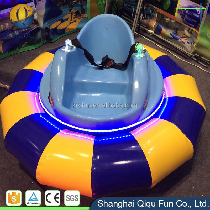 Qiqu Fun Lovely Hottest Electric Bumper Car For Amusement Park