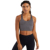 2017 Low MOQ Private Label Fitness Wear Sport Top Bra With Strap Customized Women