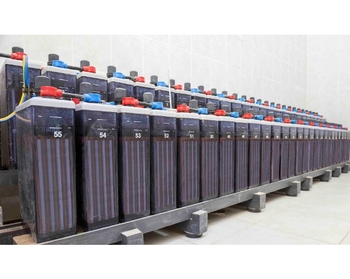 Depar 2V 3000Ah OPZS Battery - European Quality Brand, Newmax/Solimax, Depar Stationary Industrial Battery