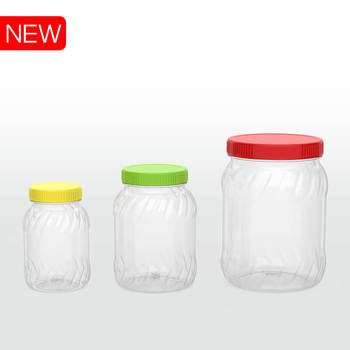 PET JAR #No.274/275/276 #CONTAINER FOR FOODSTUFF