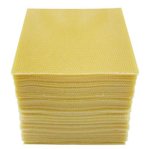 best 100% pure natural original beeswax pellets for pharmacy/organic beeswax for beeswax foundation sheet