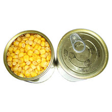 EASY OPEN LID CANNED YELLOW CORN SWEET CORN CANNED