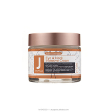 Jkorea Ppunigo Best Korean Eye And Neck Cream Jar 70ml for Black Neck Whitening Under Eye Bag Removal