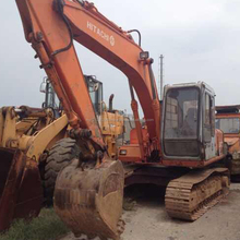Used Japanese Hitachi EX120-1 Excavator for sale,hitachi excavator ex120 in shanghai