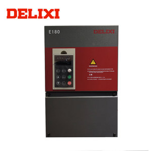 DELIXI Vector Control 22kw 200kw ac electric motor driver frequency inverter