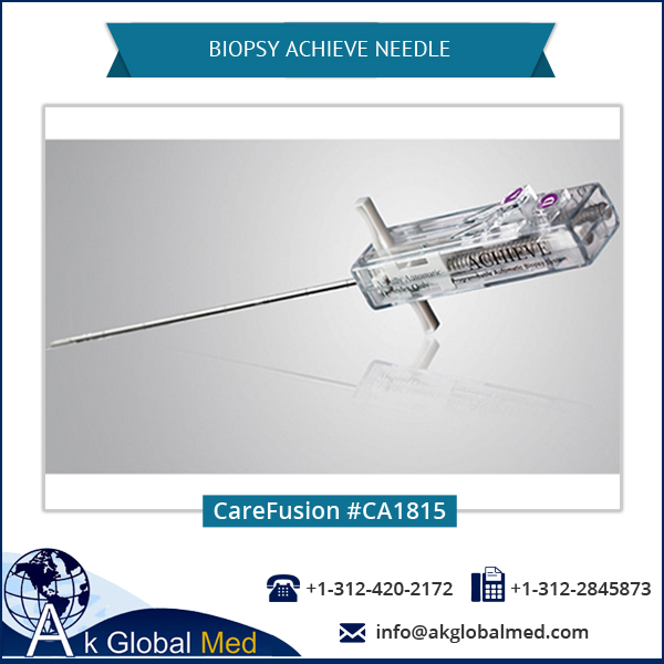 CareFusion CA1815 Surgical Achieve Biopsy Needle for Sale