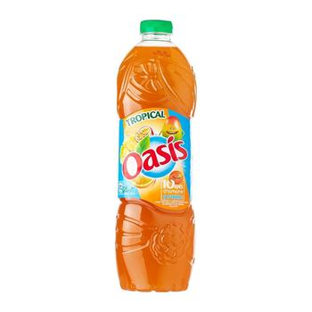 Oasis Soft Drink from Holland