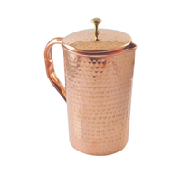 Copper Water Jug at lowest price BEST MANUFACTURER OF COPPER STEEL WATER PITCHER FROM INDIA INDIAN STYLE WATER JUGS