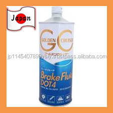 Japan Best Selling Lubricant Brake Fluid DOT4 for Safety Driving