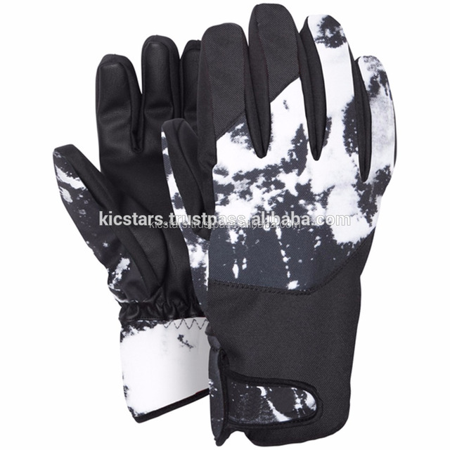 Best Selling Top Quality Outdoor Winter Men Ski Gloves