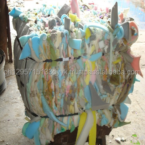 Mixed polyurethane waste sponge foam scrap recycling for sale, waste sponge foam scrap, foam scrap, waste sponge foam