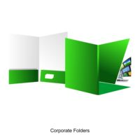Legal Size Presentation Folder 9x12, 9x14.5, 6x9