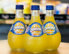 ORANGINA 0,5L Orange Soft Drink for wholesale