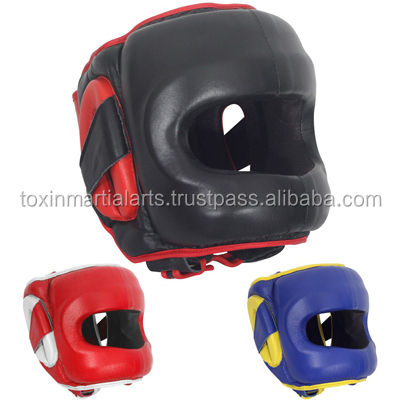 Custom Boxing Equipments / Head Guards / MMA Head Guards