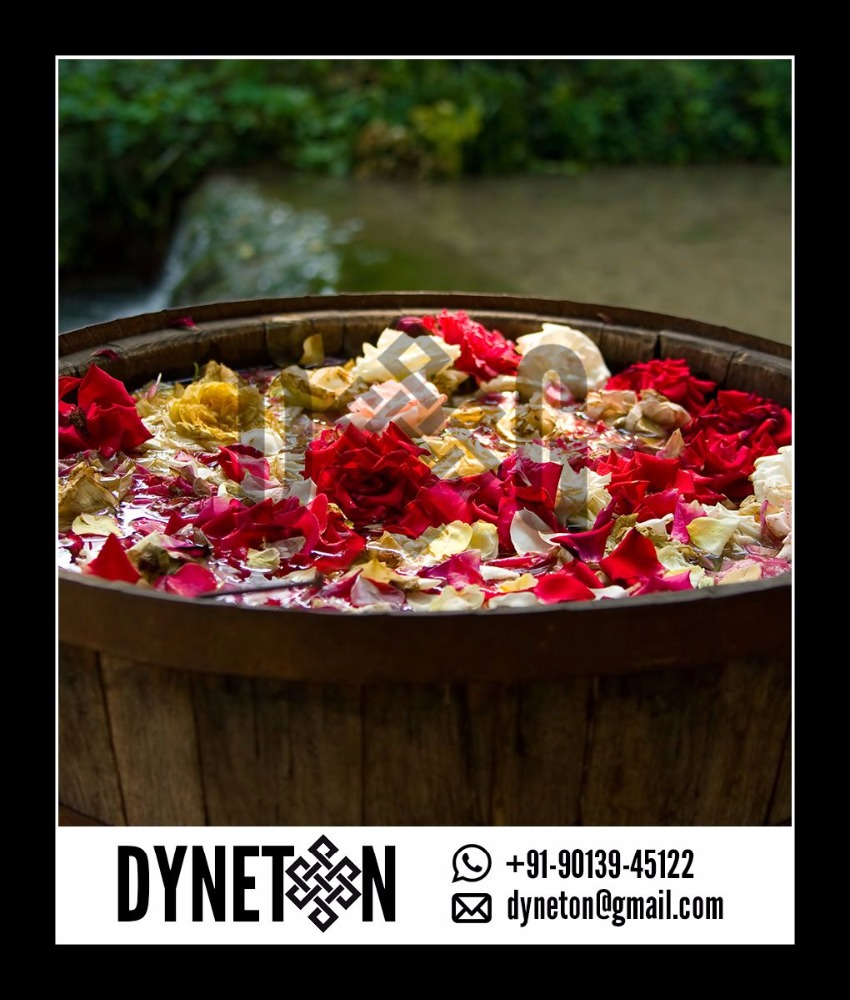 Rose Essential Oil (100% Pure) - DYNETON