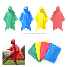 Women Stylish Rain Poncho