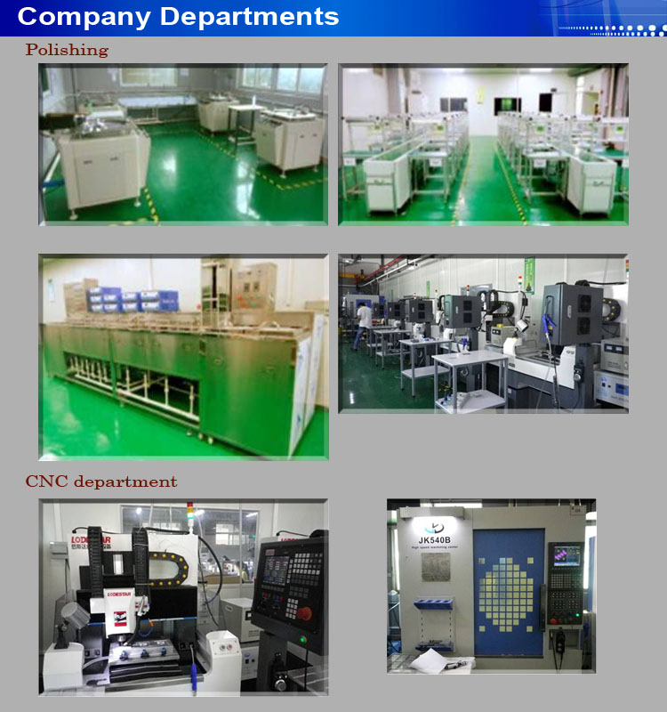 High Accuracy Plating router RF Shield